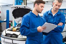 Een ERP-systeem voor automotive