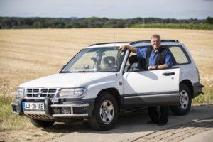 Subaru Forester doorbreekt 'magische' grens van 1 miljoen km
