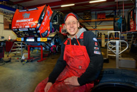Dakar-monteur Jack Veldhuis: 'Hoe zwaarder het wordt, hoe leuker het is!'