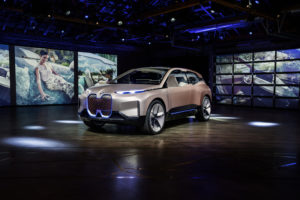 Toekomstvisie op LA Auto Show