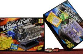 AMT Eindejaarswedstrijd: Win je eigen V8-motor!