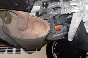 GMTO: Storing aan hybride V60 na aanrijding
