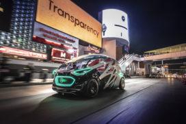 Pret(wagen)park in Las Vegas: mobiel entertainment op de Consumer Electronics Show