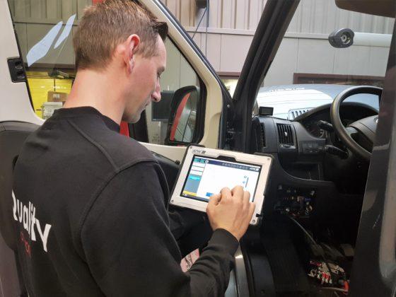 """Quality Garage: """"Wij zien de connected car als kans"""""""