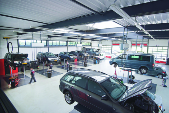 """Garageformules: """"Zó helpen wij de werkplaats richting de toekomst"""""""