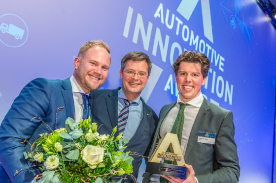 Lightyear Wint Automotive Innovation Award