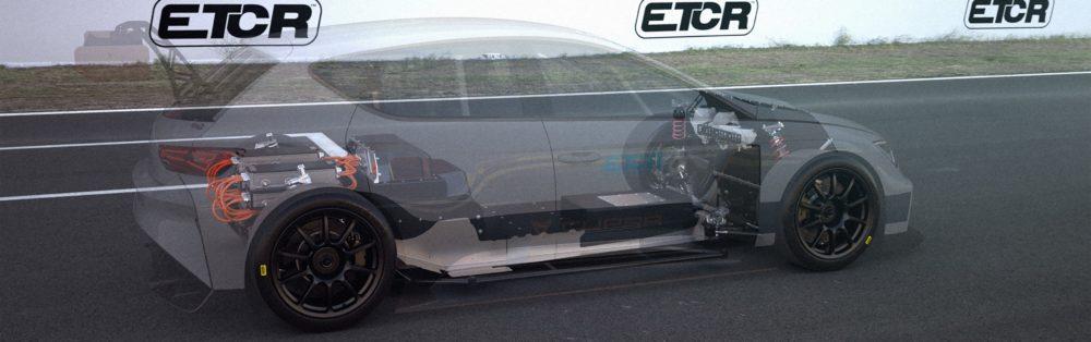 Oog voor techniek: Cupra e-Racer