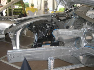 Elk automerk en elk model heeft eigen reparatievoorschriften.