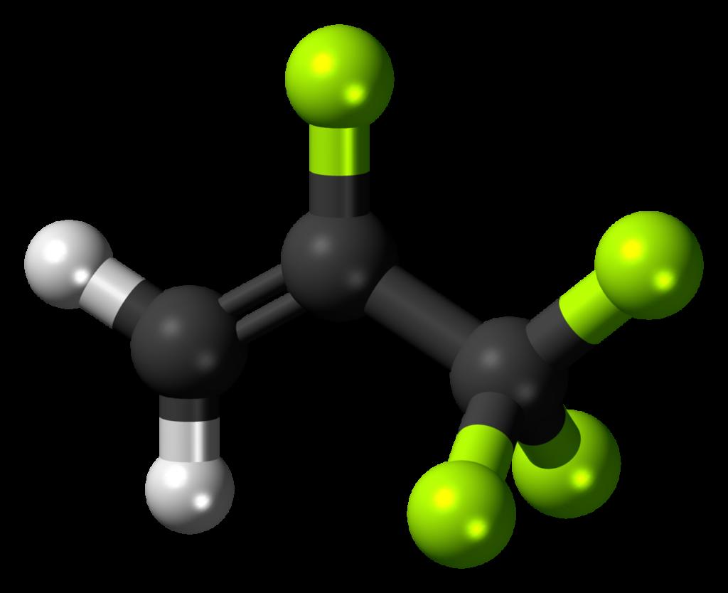 Tetrafluoro-propeen R1234yf