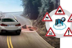 BMW geeft Safety-data uit sensoren vrij voor iedereen