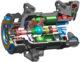 Delphi 5 cylinder cvc compressor 186055 hr 80x62