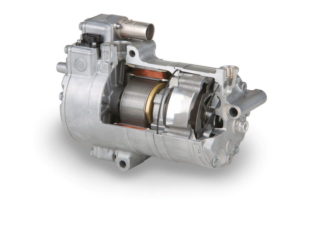 Elektrische R744 Compressor