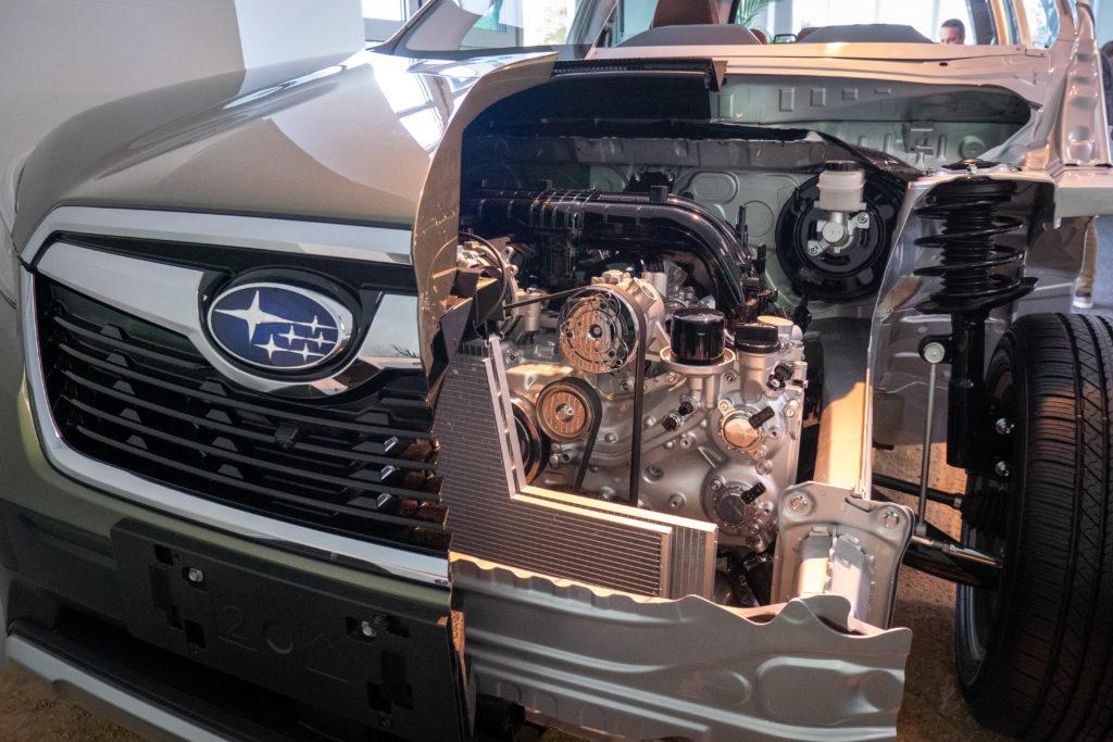 Subaru e-Boxer boxermotor
