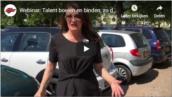 Webinar: Talent boeien en binden, zo doe je dat!