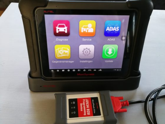 Unboxing: Autel Maxisys MS908 Elite