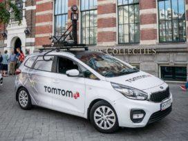 TomTom maakt nieuwe kaarten, voor robots