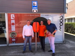 Moobi Center Ronald Jochems, Roel Keunen en Jan Pels
