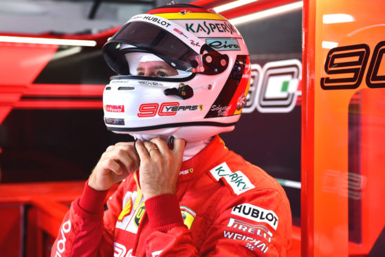 To the Max op Hockenheim met… Shell en Ferrari