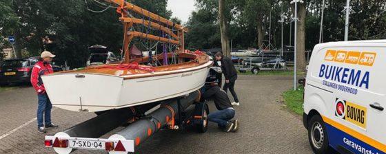 Boottrailers lijden schipbreuk, Bovag pleit voor APK