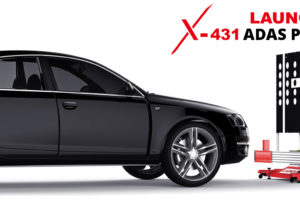 Launch introduceert X-431 ADAS Pro kalibratiesysteem