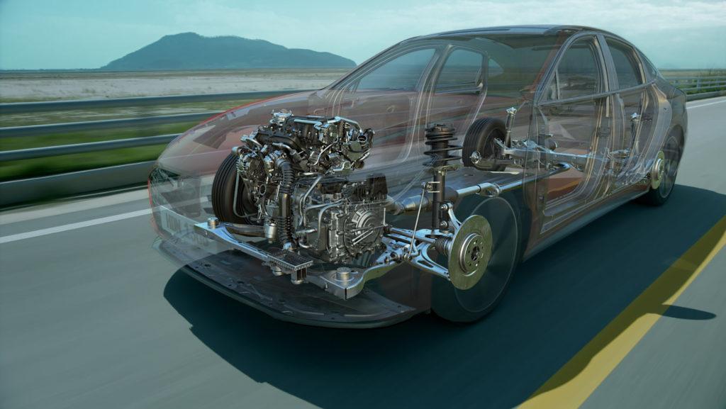 2020 Hyundai Sonata met CVVD