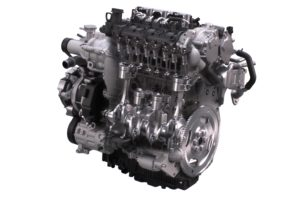 Mazda SkyActiv X-motor: Dieselen op benzine
