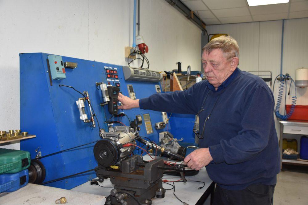 Hoe test, repareert en reviseert Harberink aircocompressoren?