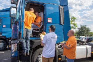 Reportage: Nederlands team in finale Renault Trucks RTEC-kampioenschap