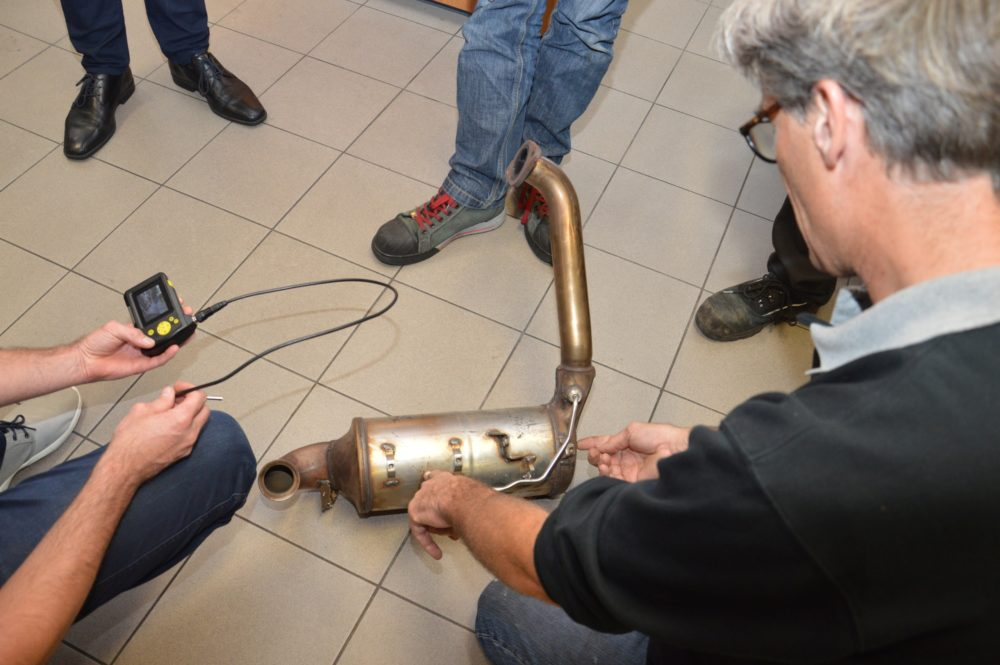 Roetfilterkennis voorkomt roetfilterproblemen