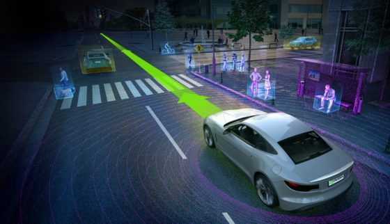 Autonoom rijdende auto's: Safety first