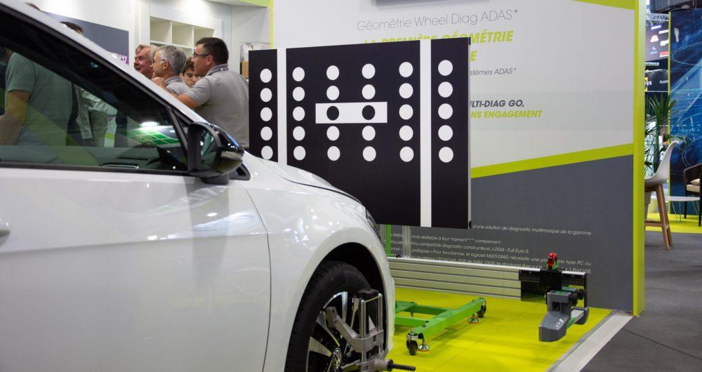 Equip Auto 2019: veel aandacht voor ADAS-kalibratie