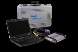 Delphi maakt gebruiken van Pass-thru simpeler met DS-Flash