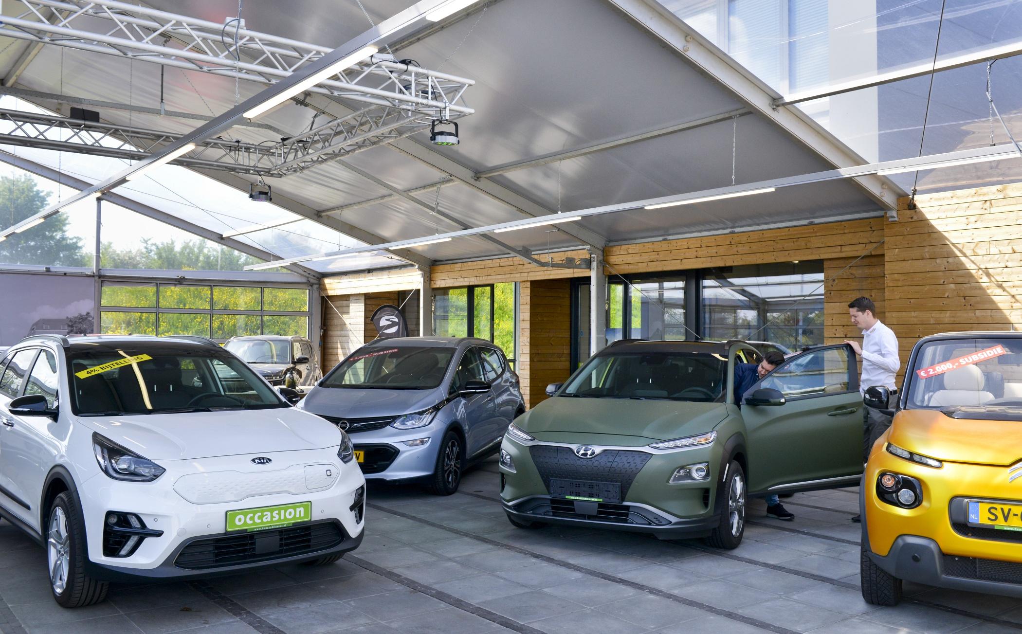 Elektrische Auto S En Onderhoud Wat Kun Je Nog Verdienen Amt